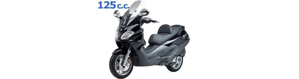 x9 125 evo 125 2003-2007