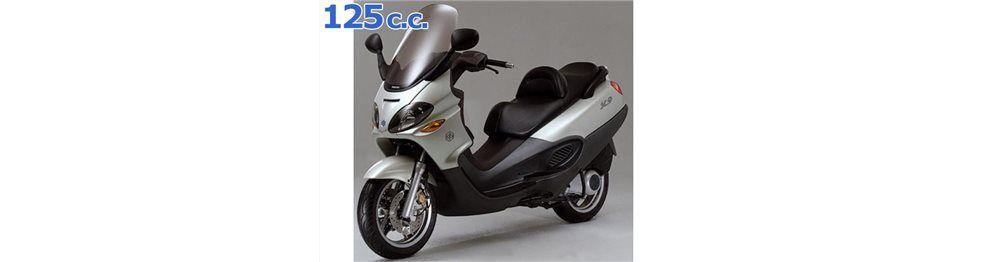x9 125 2001-2002