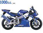 r1 1000 cc 2000 - 2001