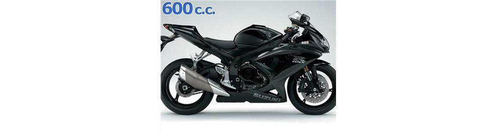 gsx 600 r 2008 - 2009