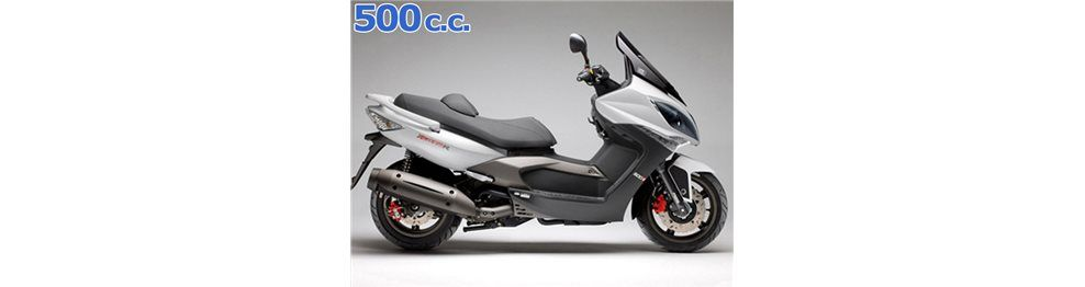 xciting 500 r abs 500 2007-2012