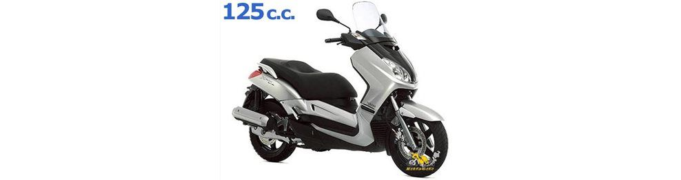 xmax 125 2006-2010