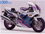 FZR 1000 Exup 1994 - 1995