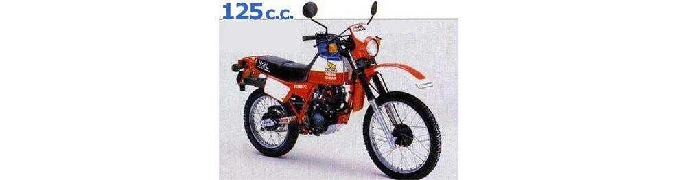 xl 125 1983-1989