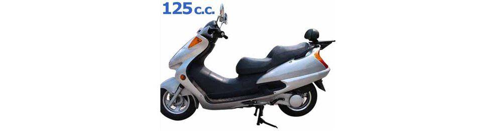Dazon Soho 125 2006-2013