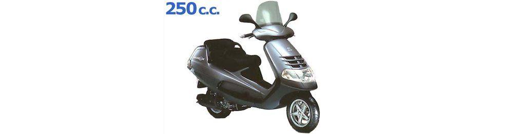 hexagon 250 1992-1998