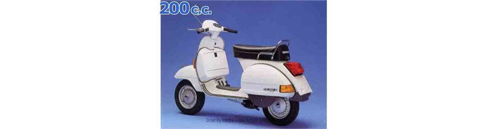 vespa px 200 1998-2001