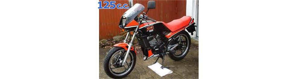 rd 125 1980-1987