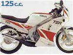 tzr 125 1987-1989