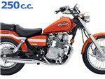 rebel 250 1992-2004