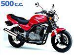 er5 500 cc 1997 - 2000