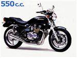 zephyr 550 1990-1992