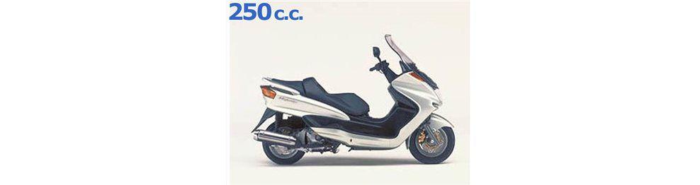 majesty 250 1999-2002