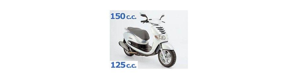 Teos 125 - Teos 150 2000 - 2005