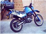dr 600 1988-1990