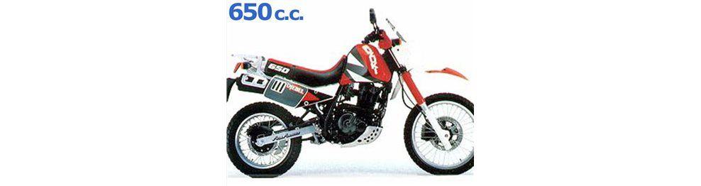 dr 650 1990-1993