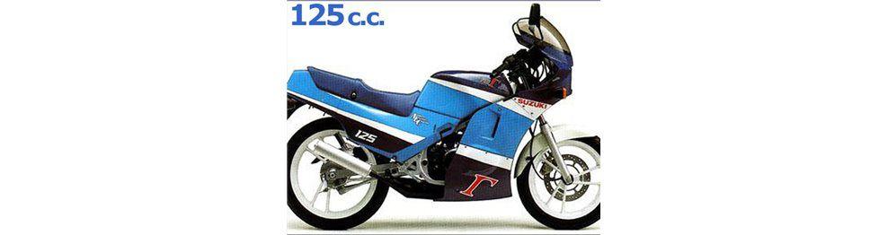 rg 125 1988 - 1990