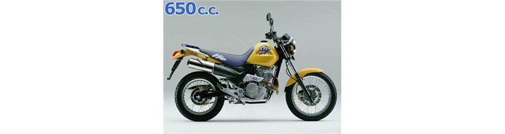 slr 650 1997-1998