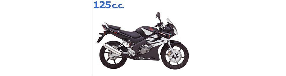 cbr 125 2002-2007