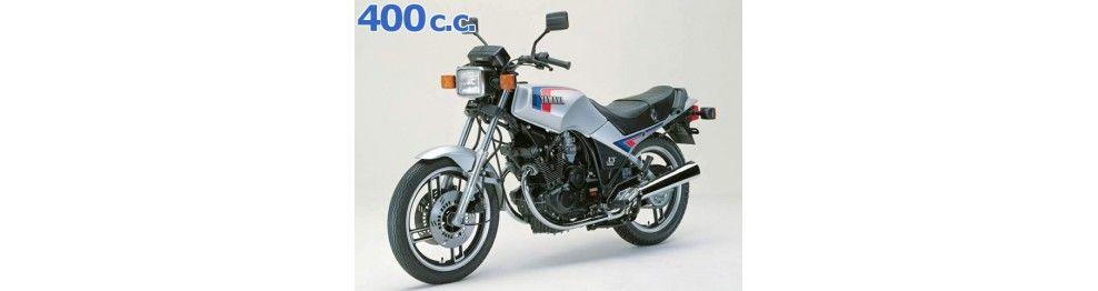 xs 400 1982-1986