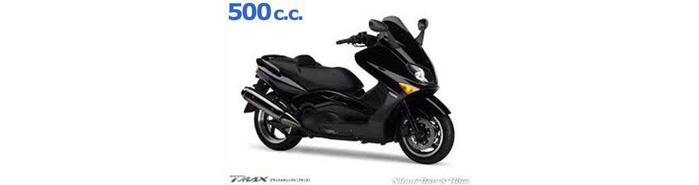 tmax 500 2006-2007