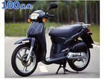 scoopy 100 1996-2001