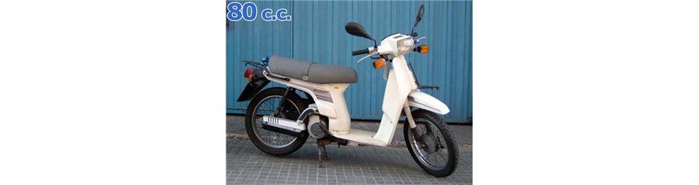 scoopy 80 1993-1995