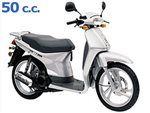 scoopy 50 1993-2001