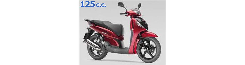 scoopy 125 2001-2008