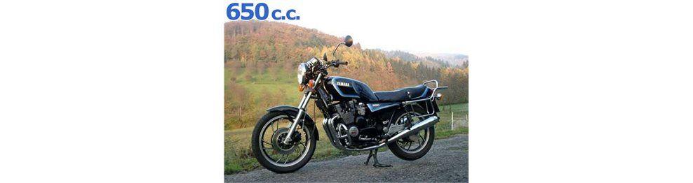 xj 650 1981-1985