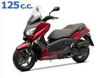 xmax 125 abs 2010 - 2013