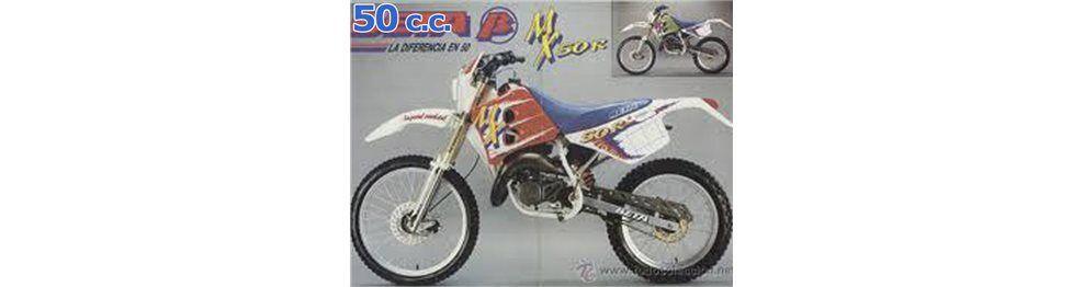 mx 50 1990-2000