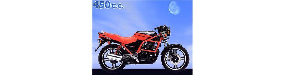 cb 450 s 1982 - 1987