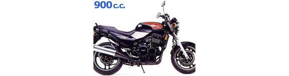 trident 900 2000-2000