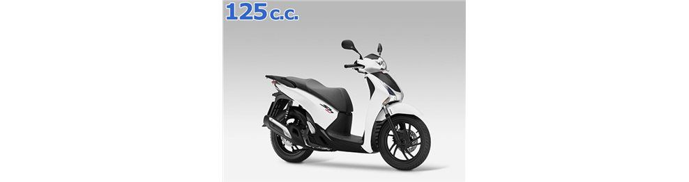 scoopy 125 2009-2014