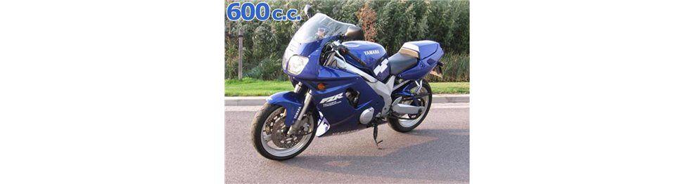 fzr 600 1995-1999