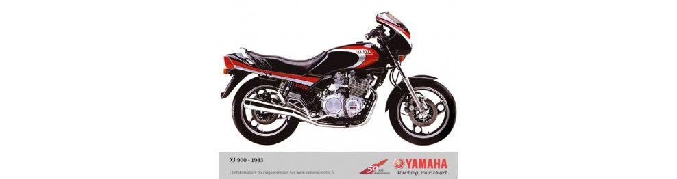 xj 900 1983 - 1990