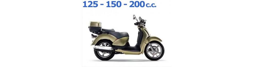 scarabeo 125 1992-2004