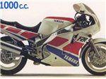 fzr 1000 1986 - 1989