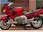 gts 1000 1993-1995
