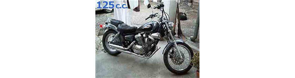 virago 125 1992-1997