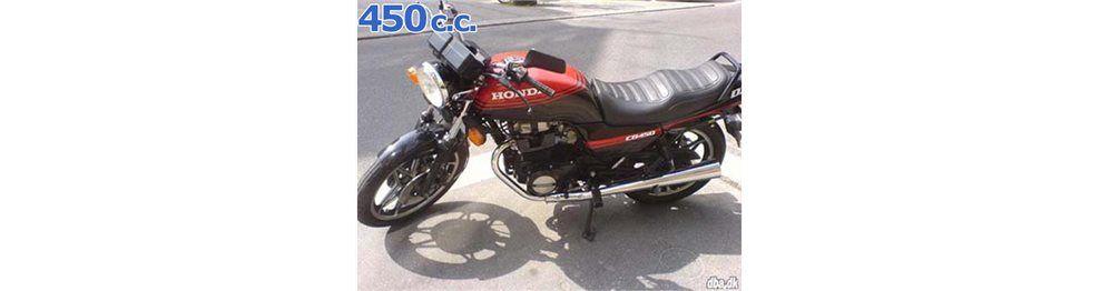 cb 450 dx 1989 - 1992
