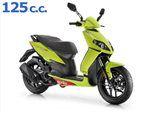sportcity one 125 2008-2015