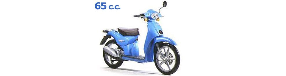 scarabeo 65 1993-2008