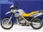 f65 gs 650 cc 2000 - 2001