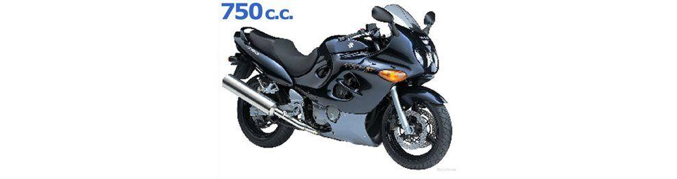 gsx f 750 2004-2005