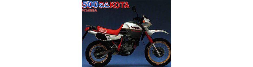 dakota 500 1988-1992