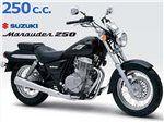 marauder 250 1999 - 2011