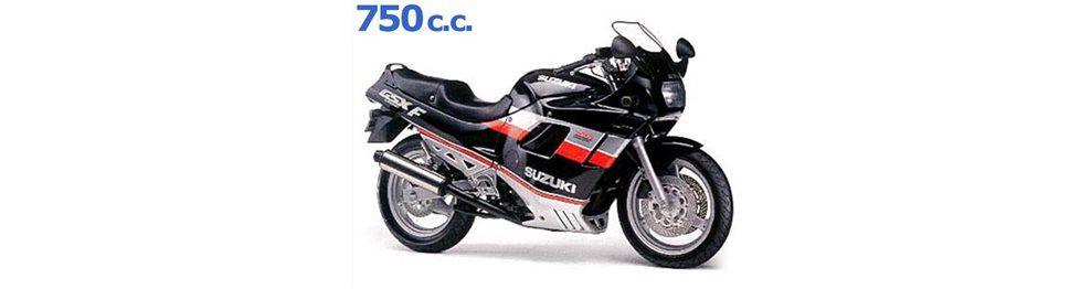 gsx f 750 1989-1997