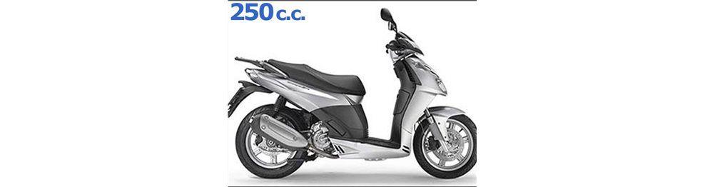 sportcity 250 2007-2009
